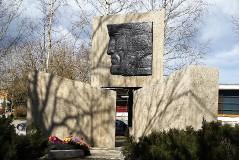6. Могила неизвестного солдата и Памятник советским солдатам в Силламяэ. 27.04.2015.